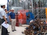 Tin tức - Sập giàn giáo làm 3 người chết: Thứ trưởng Bộ Xây dựng kiểm tra công trình