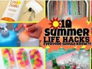 Nhà đẹp - 20 mẹo vặt hay ho nhất ngày hè