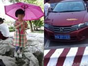 """Làm mẹ - Bé 3 tuổi chết tức tưởi vì trường """"quên"""" trong xe ô tô giữa nắng"""