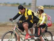 Hải Băng - Trương Nam Thành quyết liệt trong chặng đua Quảng Ninh