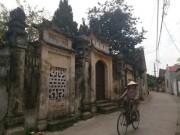 Nhà đẹp - Lạnh lẽo làng biệt thự giữa lòng Hà Nội