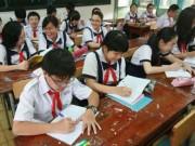 Trượt lớp 6 trường chuyên, phụ huynh vét cạn ví tìm trường công cho con