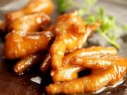 Bếp Eva - Lai rai chân gà om xì dầu