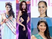 Làm đẹp - Những Hoa hậu châu Á vừa đăng quang đã bị chê