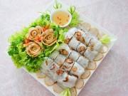 Bếp Eva - Cách làm bánh cuốn bằng chảo cực dễ