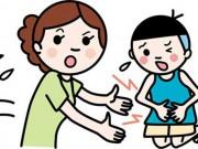 Làm mẹ - Việc cần làm đầu tiên khi trẻ bị ngộ độc