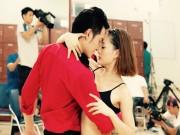 Lan Phương làm cô giáo dạy múa cạnh Nguyễn Phi Hùng