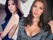 """Thời trang - Nhan sắc """"lột xác"""" khó tin của người mẫu Minh Tú trước nghi án Phẫu thuật thẩm mỹ"""