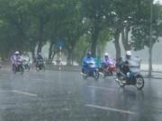 Tin tức - Bắc Bộ tiếp tục mưa dông, đề phòng tố lốc