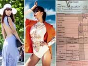 Hà Anh 'kêu trời' vì detox ở Thái Lan
