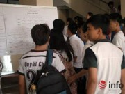 Tin tức - Bộ GD&ĐT tuyên bố các trường đại học không lo thiếu nguồn tuyển
