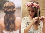 Làm đẹp - Những mẫu tóc tết mùa thu giúp bạn gái gây thương nhớ