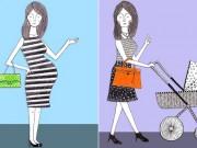 Mang thai 1-3 tháng - Mang thai – chẳng đáng sợ chút nào!