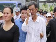 Làng sao - Đám tang đẫm nước mắt của MC Quang Minh