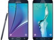 Eva Sành điệu - Ảnh chính thức của Galaxy Note 5 và S6 Edge+ đã bị lộ?