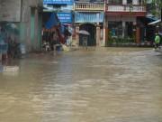 Quảng Ninh: Mưa lớn tiếp tục nhấn chìm 500 nhà dân