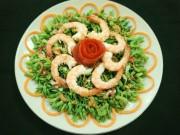Bếp Eva - Gỏi hoa thiên lý thanh mát dễ ăn