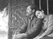 Làng sao - Lã Thanh Huyền dầm mưa lạnh đóng phim chiến tranh