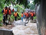 Tin tức - 34 người chết và mất tích do mưa lũ miền Bắc