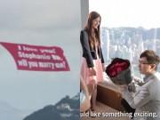 Cô gái được thiếu gia Hong Kong chi 1,2 tỷ đồng cầu hôn