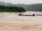 Tin tức - Bắc Bộ giảm mưa, lũ trên sông Thương lên mức đỉnh