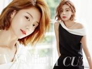 Làng sao - Bà xã Bae Yong Joon tái xuất trên tạp chí hậu đám cưới