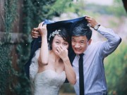 Eva Yêu - Đẹp say lòng bộ ảnh cưới mùa mưa bão