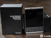 Eva Sành điệu - BlackBerry Passport