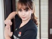 Làm đẹp mỗi ngày - Hotgirl Wushu Mai Phương chia sẻ bí quyết làm đẹp
