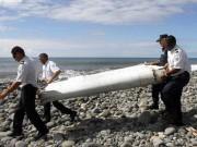 Tin tức - Một phần cánh máy bay tìm thấy là của MH370