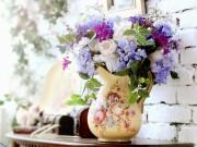 Nhà đẹp - Đặt bình hoa vị trí nào nào tốt cho gia chủ?