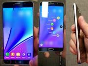 Eva Sành điệu - Xuất hiện ảnh trên tay Galaxy Note 5, chỉ là Galaxy S6 phóng to?