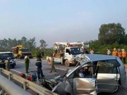 Tin tức - Tai nạn kinh hoàng trên cao tốc, 3 người Hàn Quốc tử vong