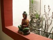 Nhà đẹp - Cách bày tượng Phật trong nhà tránh phạm cấm kị