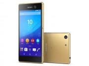 """Eva Sành điệu - Sony M5: Smartphone trang bị camera """"tự sướng"""" 13MP sẽ có giá khoảng 400 USD"""