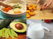"""Làm mẹ - Những thực phẩm tốt có tác dụng """"như men tiêu hóa"""" cho trẻ"""
