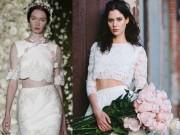 Thời trang - Kiểu váy cưới thú vị mọi cô dâu nên thử năm 2015