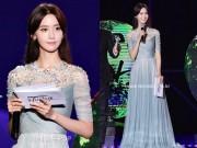 Làng sao - Yoona vẫn đẹp như nữ thần hậu chia tay Lee Seung Gi