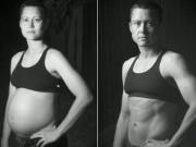 Bà bầu - Cảm động ông bố hoãn chuyển giới để mang bầu