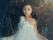 Thời trang - Mẫu nhí Việt nổi tiếng trên báo Mỹ xinh như công chúa