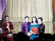 Làng sao - Vì sao Như Quỳnh không biểu diễn trong liveshow của em trai?