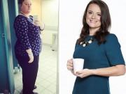 Làm đẹp - Bà mẹ đơn thân giảm 50kg nhờ uống 9 cốc trà xanh/ ngày