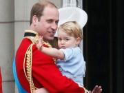 """Làng sao - Hoàng gia """"sợ"""" khi phóng viên """"tấn công"""" Hoàng tử bé"""