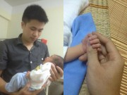 Làm mẹ - Rơi lệ cảnh vợ mất, ông bố trẻ lặn lội xin sữa nuôi con