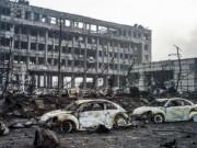 """Tin tức - Vụ nổ ở Thiên Tân """"xóa sổ cả đồn cảnh sát"""""""