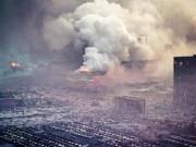 Tin tức - Nổ ở Thiên Tân: Số người chết lên đến 112, còn 95 người mất tích