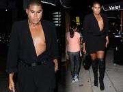 Thời trang - Ngôi sao đồng tính gây xôn xao khi diện váy khoe ngực