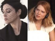 """""""Cận cảnh"""" 2 Bond girl mới quyến rũ và ấn tượng trong """"Spectre"""""""