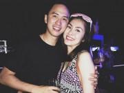Làng sao - Vợ chồng Tăng Thanh Hà quấn quýt bên nhau