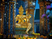 Nhà đẹp - Tìm hiểu về ngôi đền ở Thái Lan vừa bị đánh bom